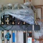 Замена газового котла