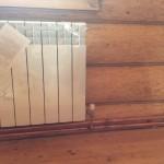 Отопление дома трубами REHAU