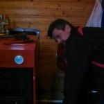 Котельная для дома дровяным котлом