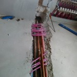 Замена дровяного котла