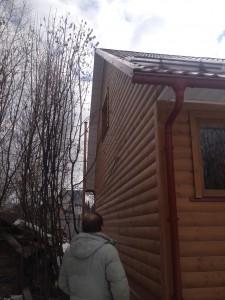 Электро дровяное отопление дачи
