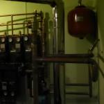 Отопление коттеджа под ключ