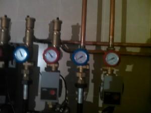 Отопление дома биметаллическими радиаторами