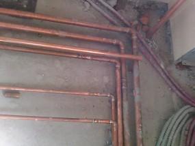 Электро дровяное отопление дома