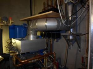 Радиаторное отопление дачи