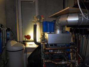 Воздушное отопление коттеджа