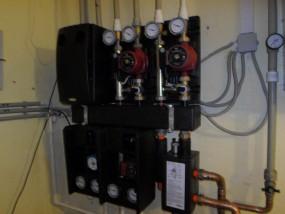 Отопление дома радиаторами ARBONIA