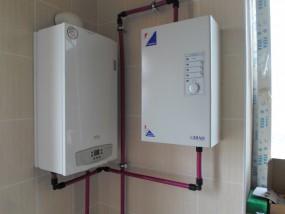 Отопление дома алюминиевыми радиаторами