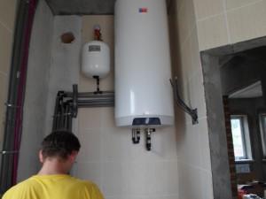 Отопление дома чугунными радиаторами