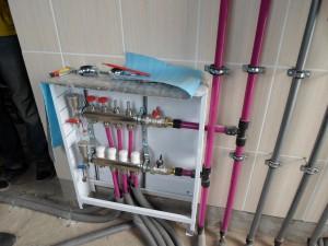 Отопление дачи чугунными радиаторами