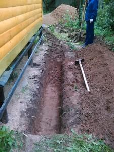 Современная канализация коттеджа