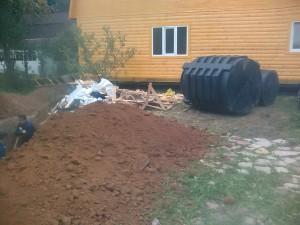 Изготовление канализации для частного дома