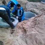 Монтаж профессиональной канализации частного дома