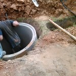 Автономная канализация современной дачи