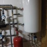Холодное, горячее водоснабжение дома