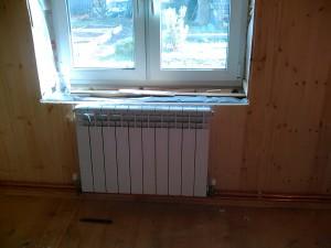 Автоматизированное отопление коттеджа