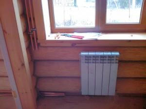 Частное отопление дома