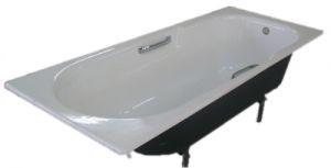 Чугунная ванна Престиж 170x70x42 с ручками
