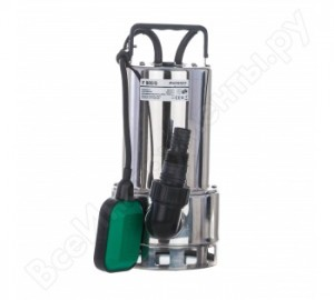 Дренажный насос для грязной воды PATRIOT F 900/S