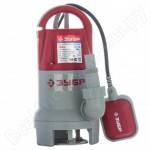 Дренажный насос для грязной воды ЗУБР ЗНПГ-400